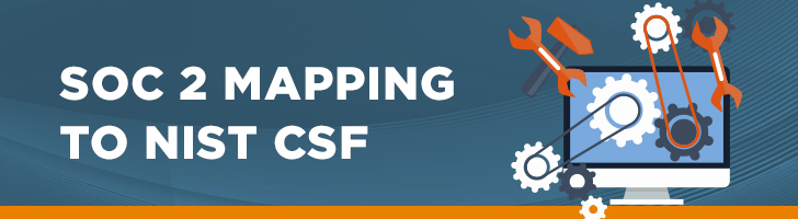 SOC 2 mapping to NIST CSF