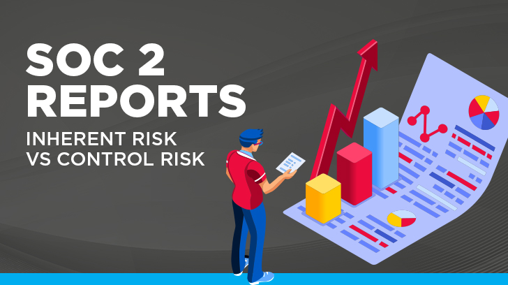 SOC 2 Reports: Inherent risk vs. control risk