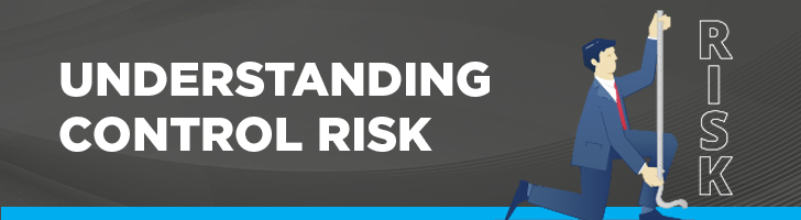 Understanding control risk