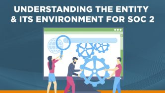 Understanding the entity & its environment for SOC 2