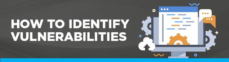 Identifying vulnerabilities